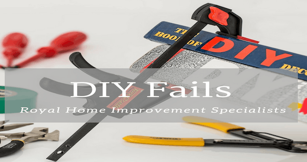 DIY Fails