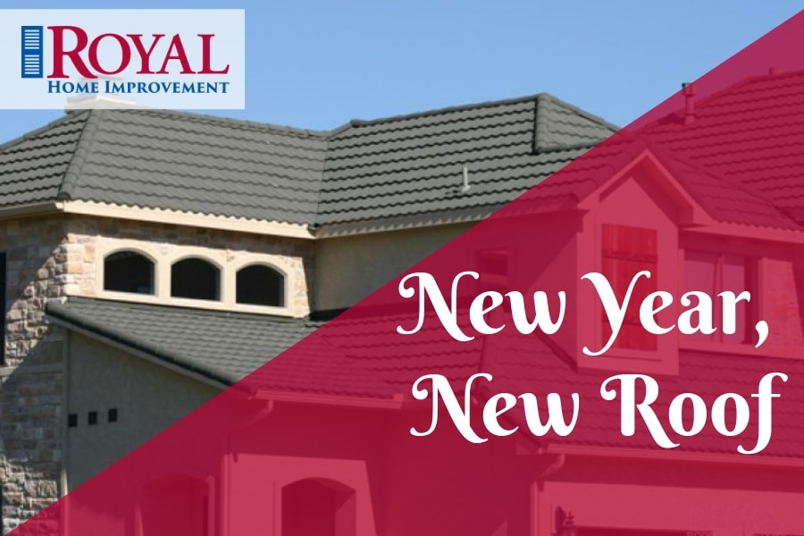 New Year, New Roof: How to tell when you need a new roof and what steps to take