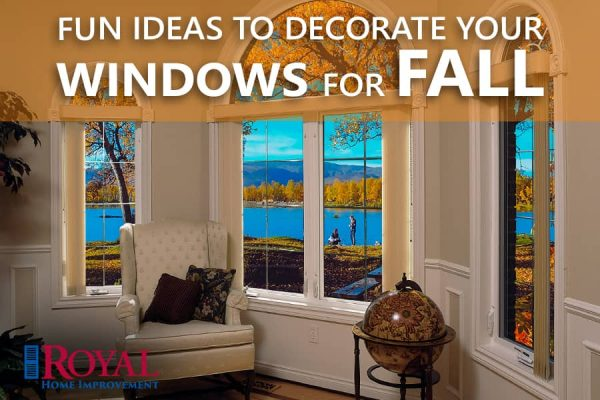 Fun Ideas to Decorate Your Windows for Fall