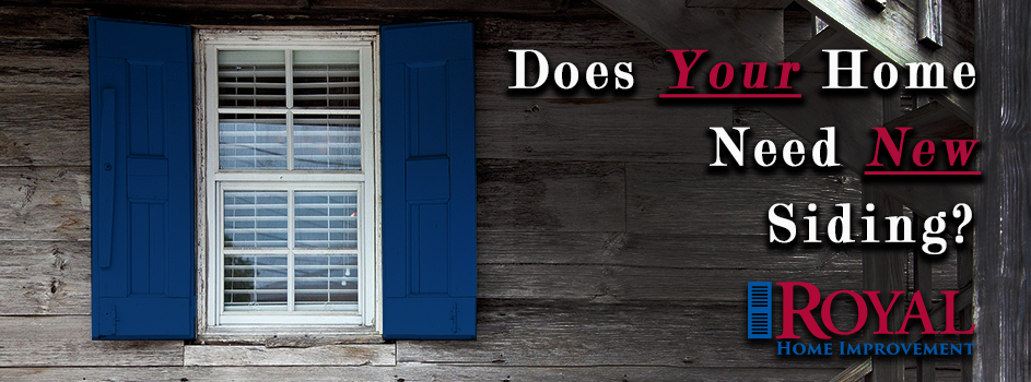 Does Your Home Need New Siding? Here's How to Tell